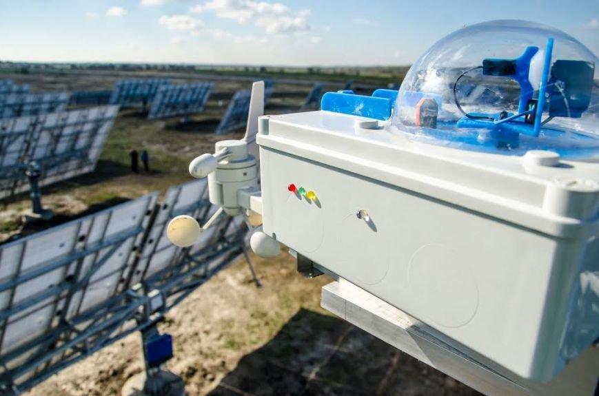 На Днепропетровщине на полную мощность заработала уникальная для Восточной Европы солнечная электростанция (ФОТО), фото-3