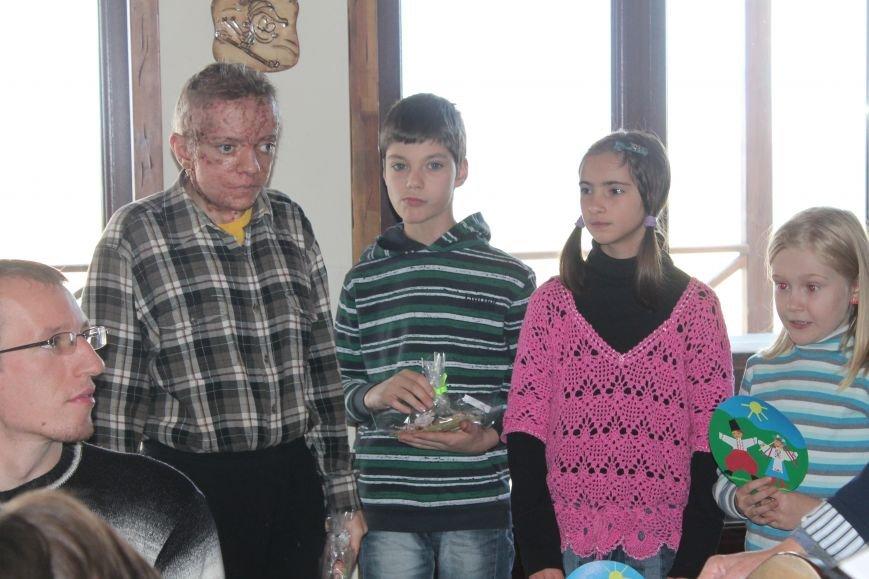 Мариупольские паралимпийцы подарили надежду детям с ограниченными возможностями (ФОТО), фото-6