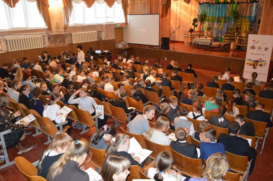 «Странствующий театр» побывал со спектаклями в 15 учебных заведениях Днепропетровщины, фото-4