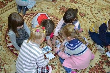 В Днепре для дошкольников прошел квест на знание правил дорожного движения (ФОТО), фото-1