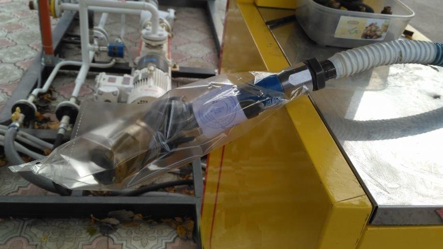 На Полтавщине были выявлены две подпольные газовые автозаправки (ФОТО), фото-3