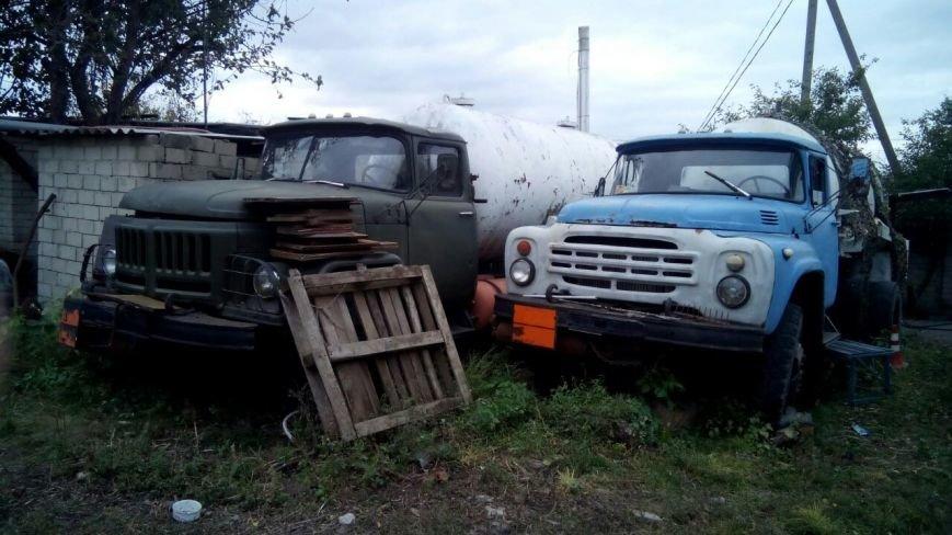 На Полтавщине были выявлены две подпольные газовые автозаправки (ФОТО), фото-5