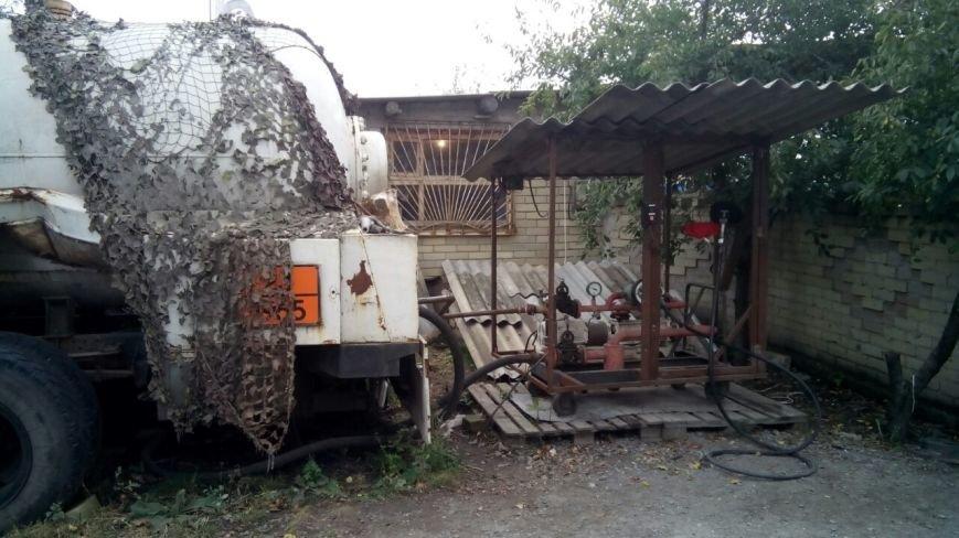 На Полтавщине были выявлены две подпольные газовые автозаправки (ФОТО), фото-2