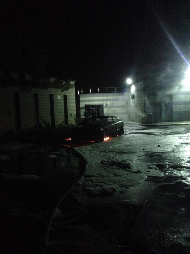 Пока Терещенко отдыхали в Майами, сгорел их дорогой автомобиль (ФОТО), фото-1
