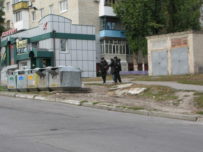 """Со вчерашнего дня в Кременчуге начал работу """"мусорный патруль"""" (ФОТО), фото-1"""