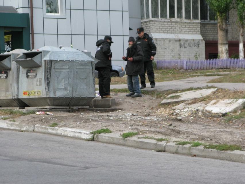 """Со вчерашнего дня в Кременчуге начал работу """"мусорный патруль"""" (ФОТО), фото-3"""