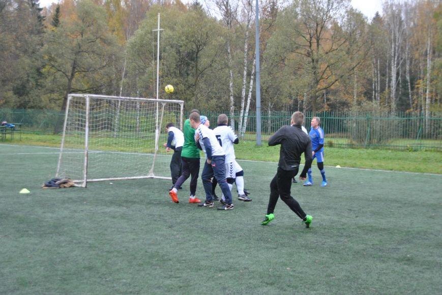 Трудовые коллективы Пушкинского района встретились за игрой в футбол, фото-2