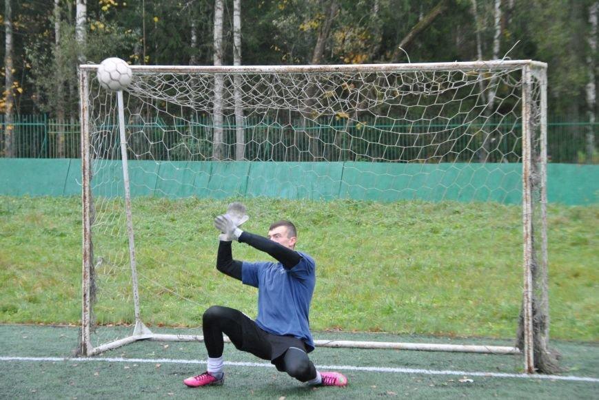 Трудовые коллективы Пушкинского района встретились за игрой в футбол, фото-3