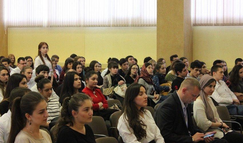 Студенты Пятигорска встретились с представителями духовенства, фото-1