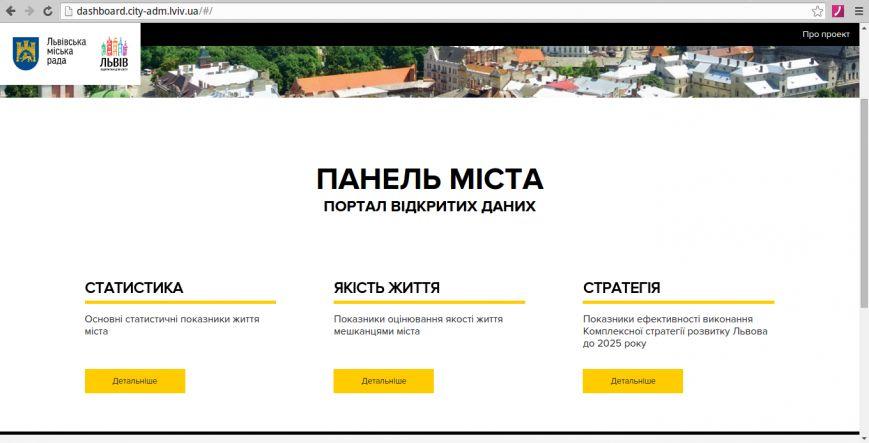 У Львові презентували відкриту платформу про основні показники розвитку міста (ВІДЕО), фото-1