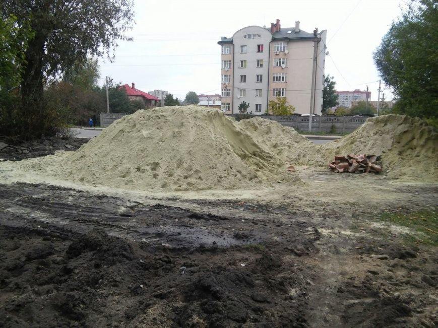 У громадському просторі на вулиці Миколайчука встановлять тренажери, тенісний стіл та гойдалки для дітей (ФОТО), фото-4