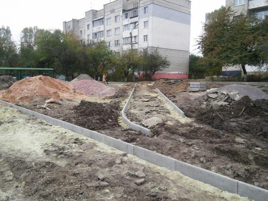 У громадському просторі на вулиці Миколайчука встановлять тренажери, тенісний стіл та гойдалки для дітей (ФОТО), фото-1