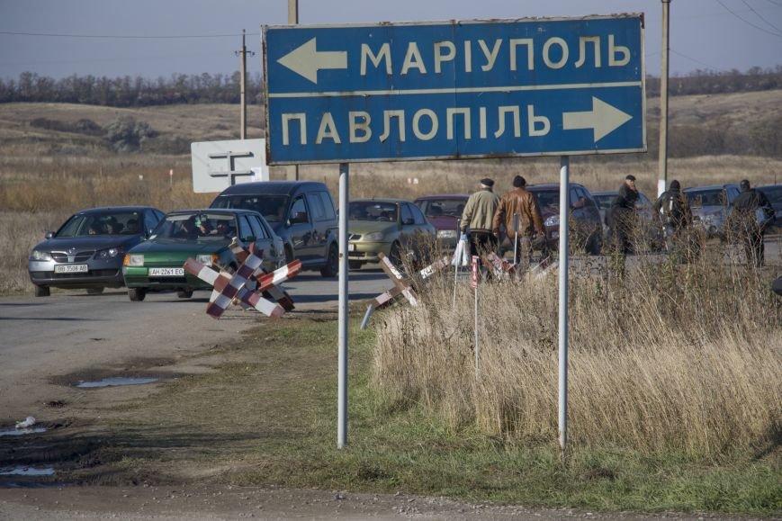 Четыре частных дома попали под обстрел вражеской артиллерии возле КПВВ Гнутово (ФОТО), фото-1