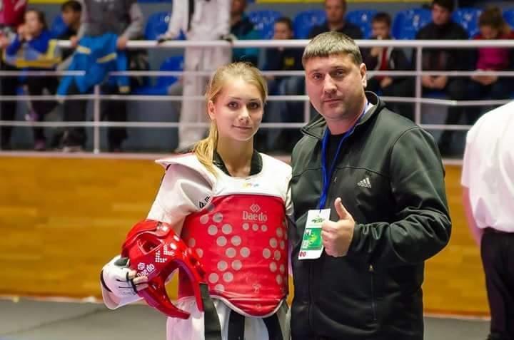Тхэквондисты из Каменского стали призерами Чемпионата Украины в Харькове, фото-1