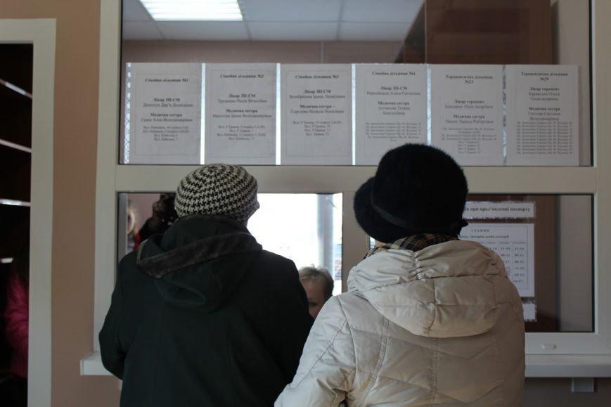 Жители МКР Восточный с задержкой получили амбулаторию первой  помощи (ФОТО), фото-11
