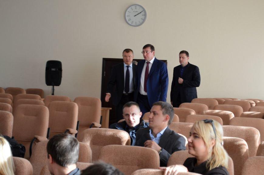 Как в Запорожье нового прокурора представляли, - ФОТОРЕПОРТАЖ, фото-2