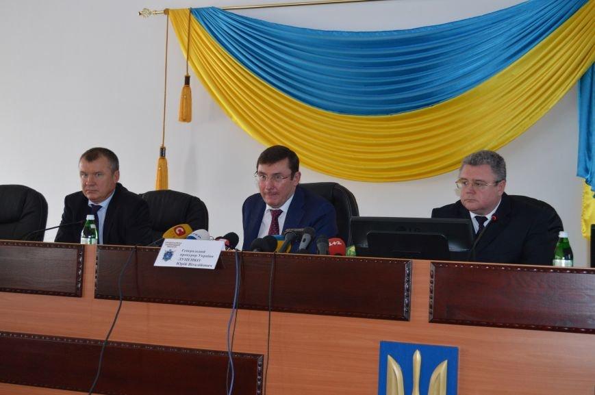 Как в Запорожье нового прокурора представляли, - ФОТОРЕПОРТАЖ, фото-11