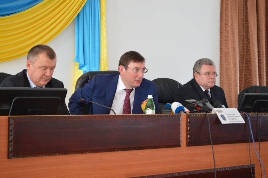 Как в Запорожье нового прокурора представляли, - ФОТОРЕПОРТАЖ, фото-13
