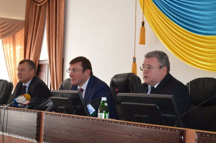 Как в Запорожье нового прокурора представляли, - ФОТОРЕПОРТАЖ, фото-9