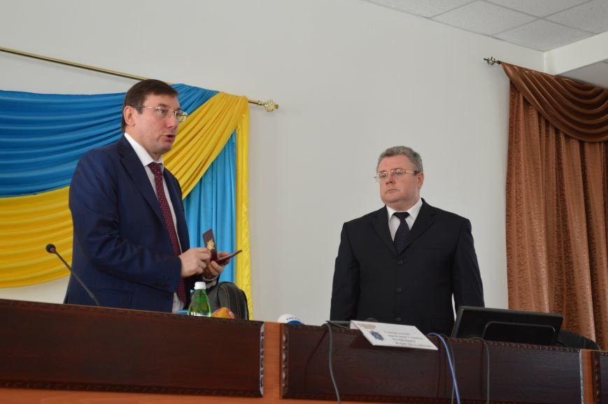 Как в Запорожье нового прокурора представляли, - ФОТОРЕПОРТАЖ, фото-3