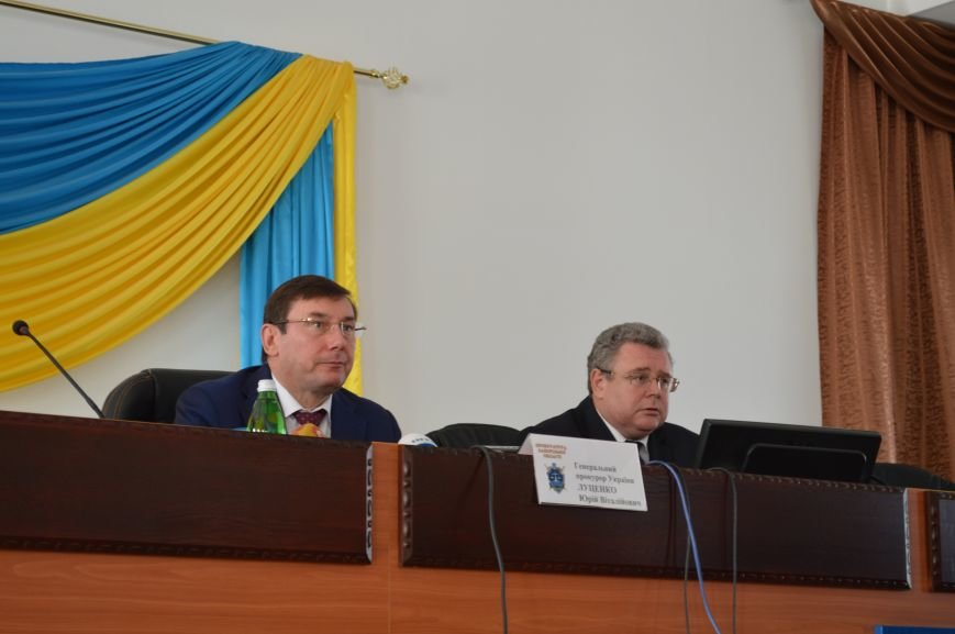 Как в Запорожье нового прокурора представляли, - ФОТОРЕПОРТАЖ, фото-5