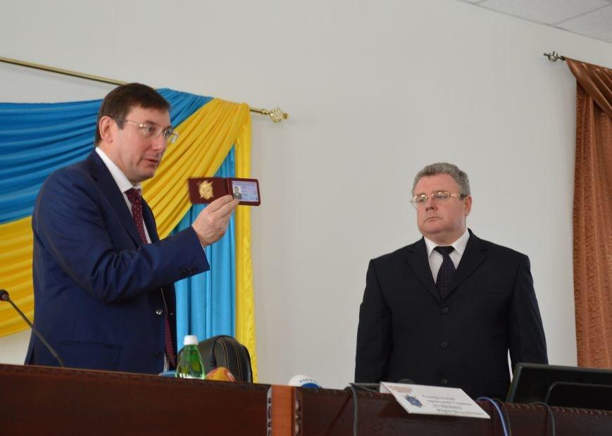 Как в Запорожье нового прокурора представляли, - ФОТОРЕПОРТАЖ, фото-4