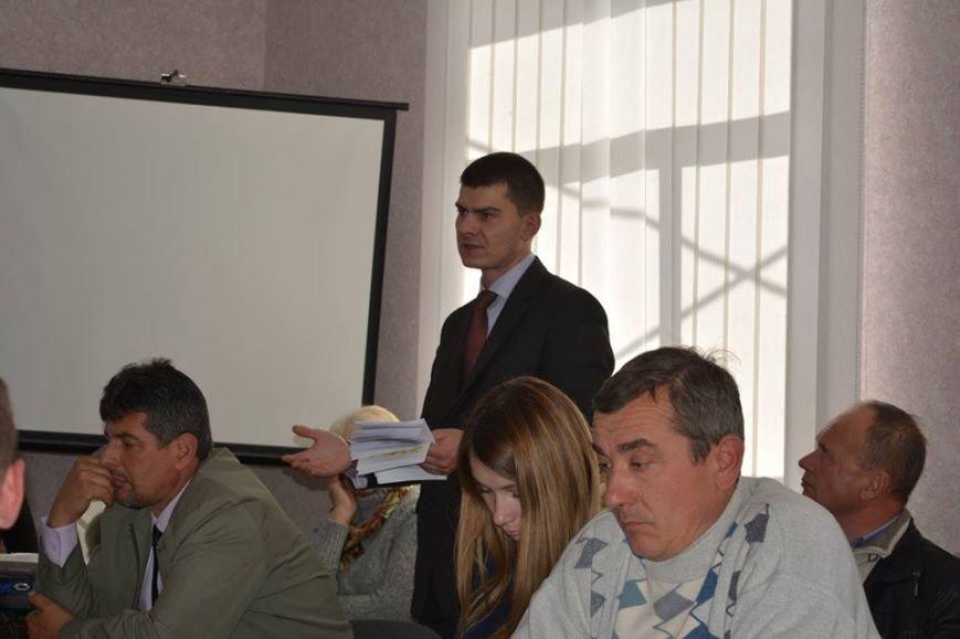 У селі Пищів Новоград-Волинського району відбулася координаційна рада сільських голів, фото-5