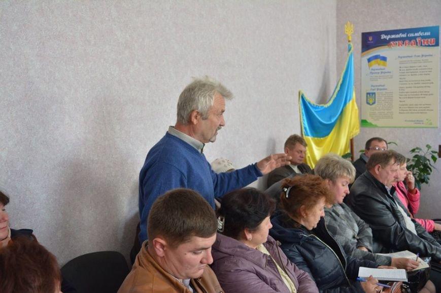 У селі Пищів Новоград-Волинського району відбулася координаційна рада сільських голів, фото-4