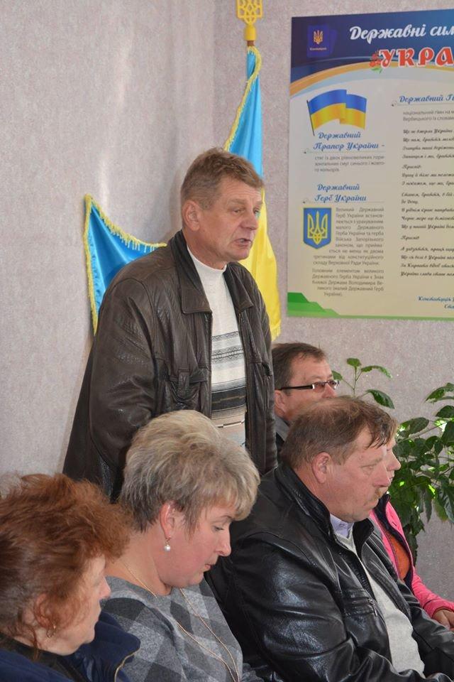 У селі Пищів Новоград-Волинського району відбулася координаційна рада сільських голів, фото-3