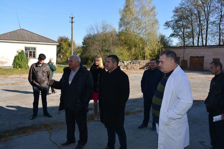 У селі Пищів Новоград-Волинського району відбулася координаційна рада сільських голів, фото-2