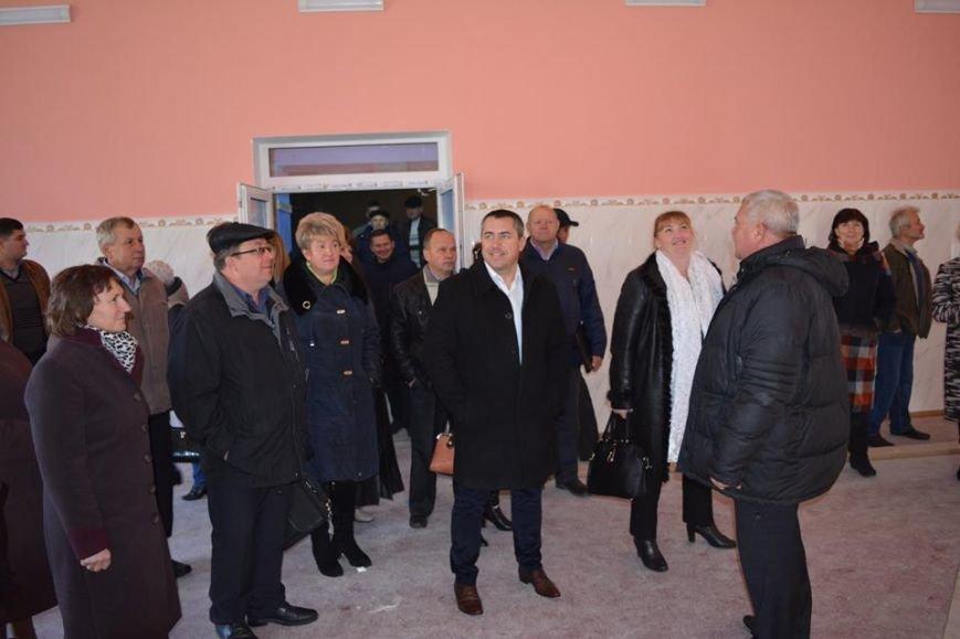 У селі Пищів Новоград-Волинського району відбулася координаційна рада сільських голів, фото-1