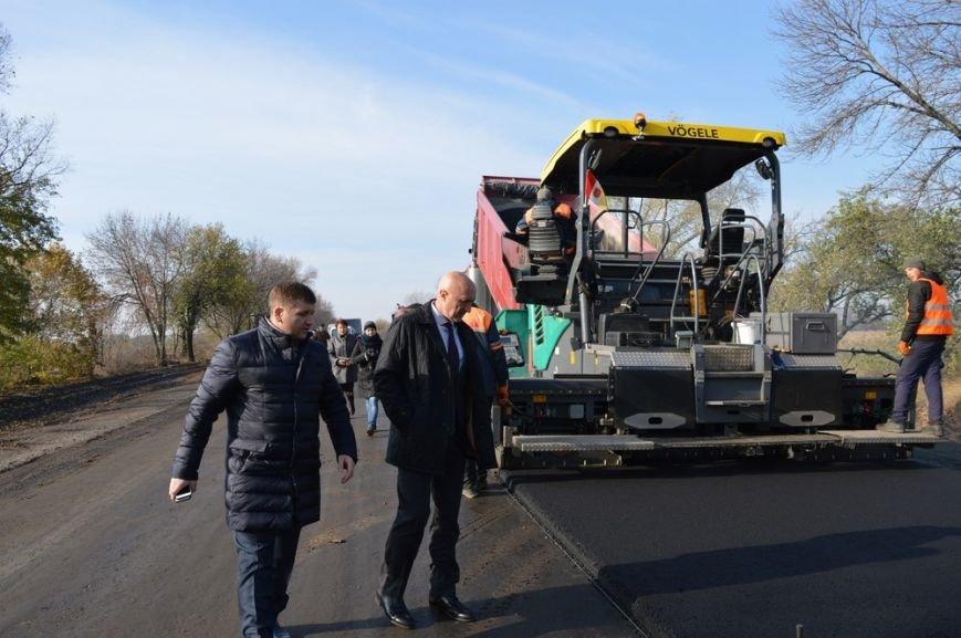 Участок трассы М-22, соединяющий Кременчуг и Полтаву, начнут ремонтировать в следующем году, фото-1
