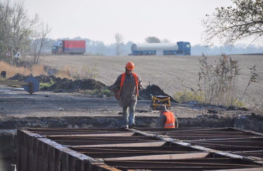 Участок трассы М-22, соединяющий Кременчуг и Полтаву, начнут ремонтировать в следующем году, фото-6