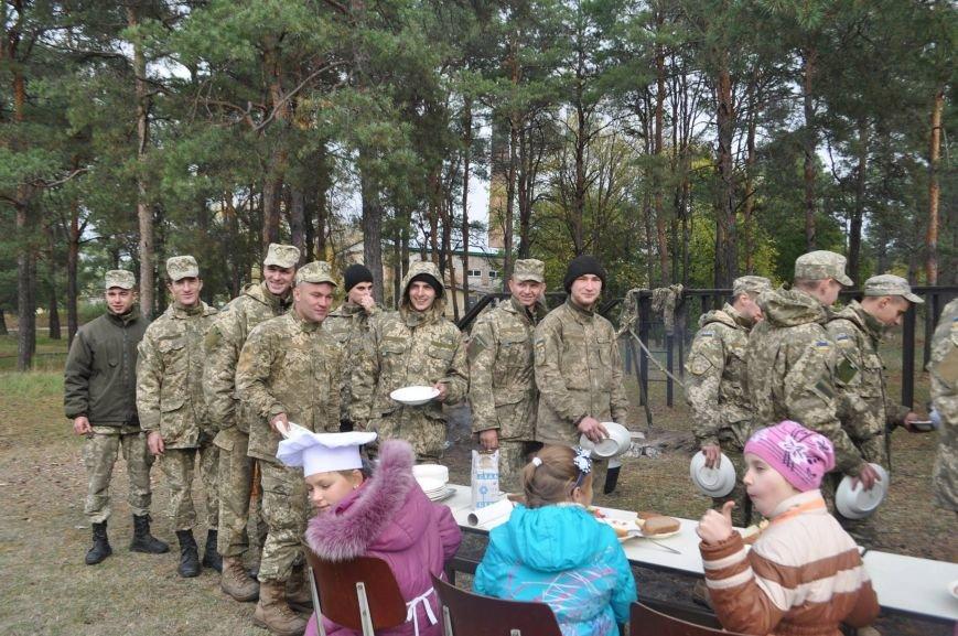 Херсонские «Маленькі кухарі» накормили военнослужащих (фоторепортаж + видео), фото-3