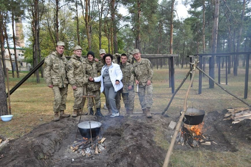 Херсонские «Маленькі кухарі» накормили военнослужащих (фоторепортаж + видео), фото-1