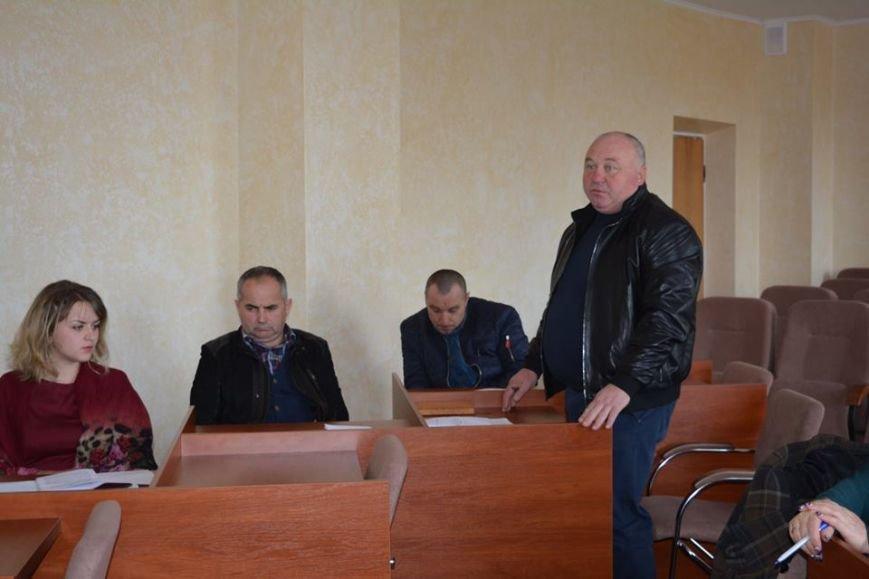 План дій по профілактиці злочинності у Новоград-Волинському районі обговорювали на комісії районної ради, фото-1