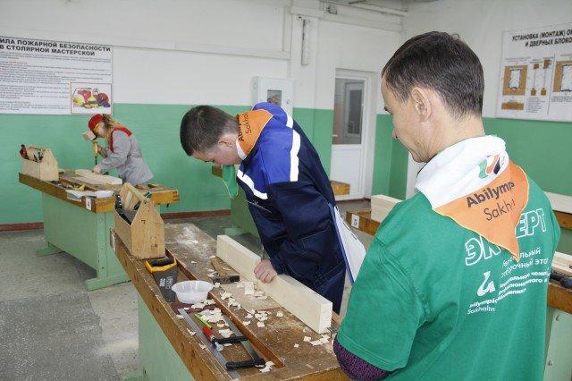 На Сахалине стартовал отборочный этап чемпионата профмастерства среди людей с инвалидностью, фото-1