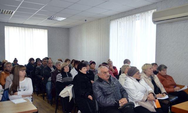 В Доброполье прошёл тренинг для ОСМД, фото-1