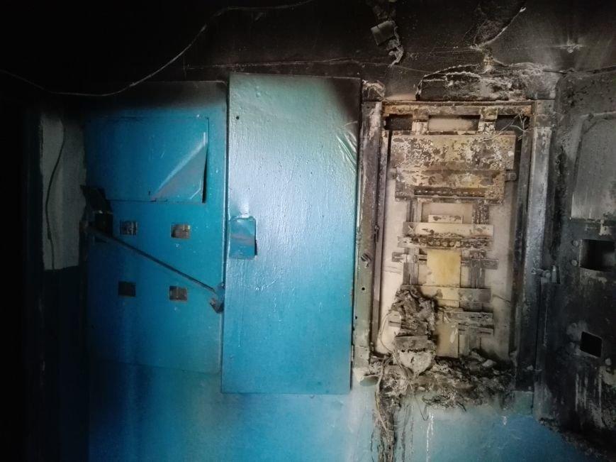 Пожары в Каменском: горели электрощитовая, торговый павильон и забытая на плите еда, фото-2