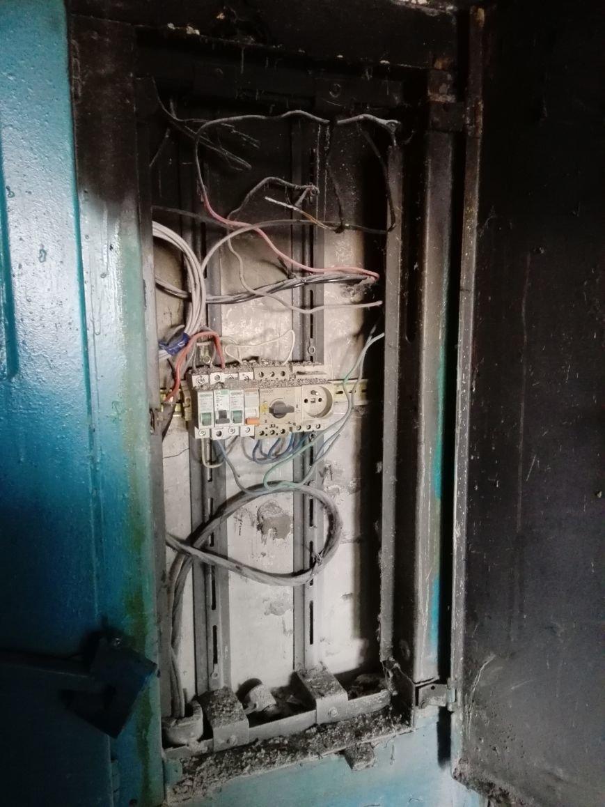 Пожары в Каменском: горели электрощитовая, торговый павильон и забытая на плите еда, фото-1