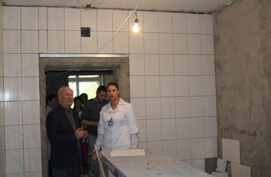 Ремонт в неврологии бассейновой больницы завершится к концу года (Фото), фото-1
