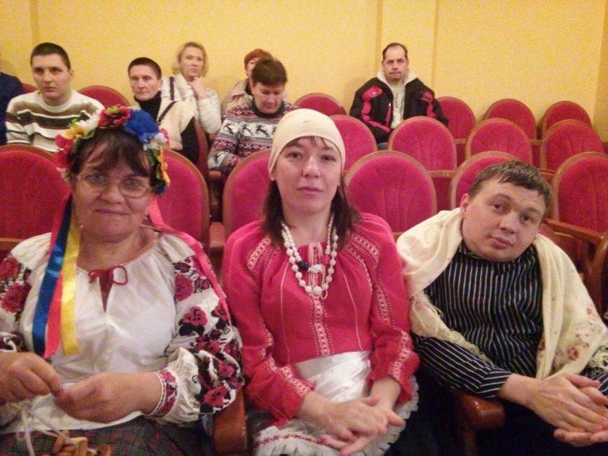 Сумчане с ограниченными возможностями показали обществу свои «Барви життя» (ФОТО), фото-7