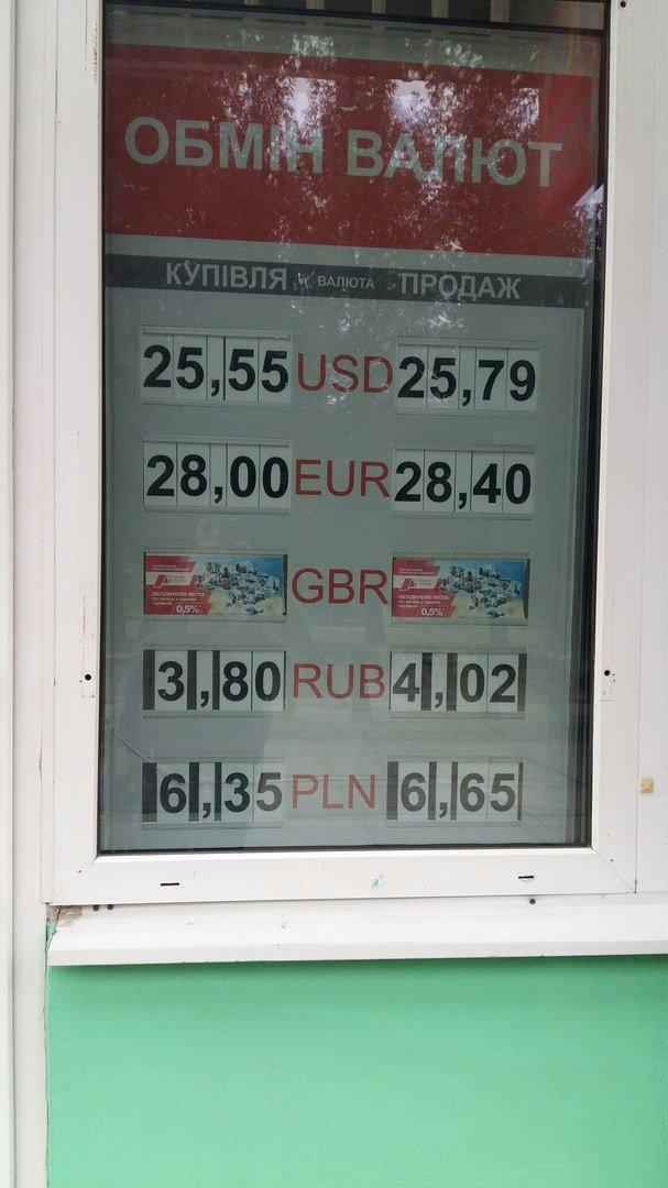 Скільки коштує євро та долар у Львові: актуальний курс валют станом на 20 жовтня (ФОТО), фото-2