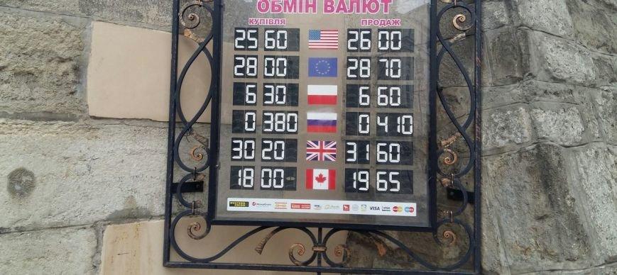 Скільки коштує євро та долар у Львові: актуальний курс валют станом на 20 жовтня (ФОТО), фото-1