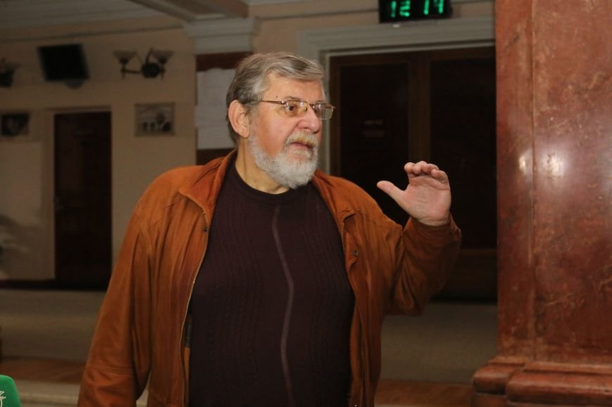 Черниговский драмтеатр приоткрыл закулисье, фото-1