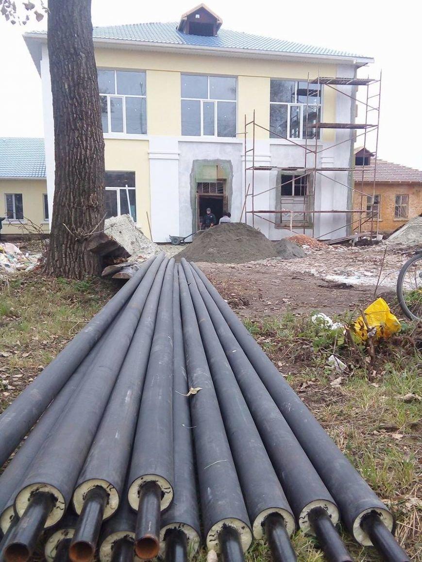 В Сумах строят специализированный Центр предоставления услуг участникам АТО и членам их семей (ФОТО), фото-1