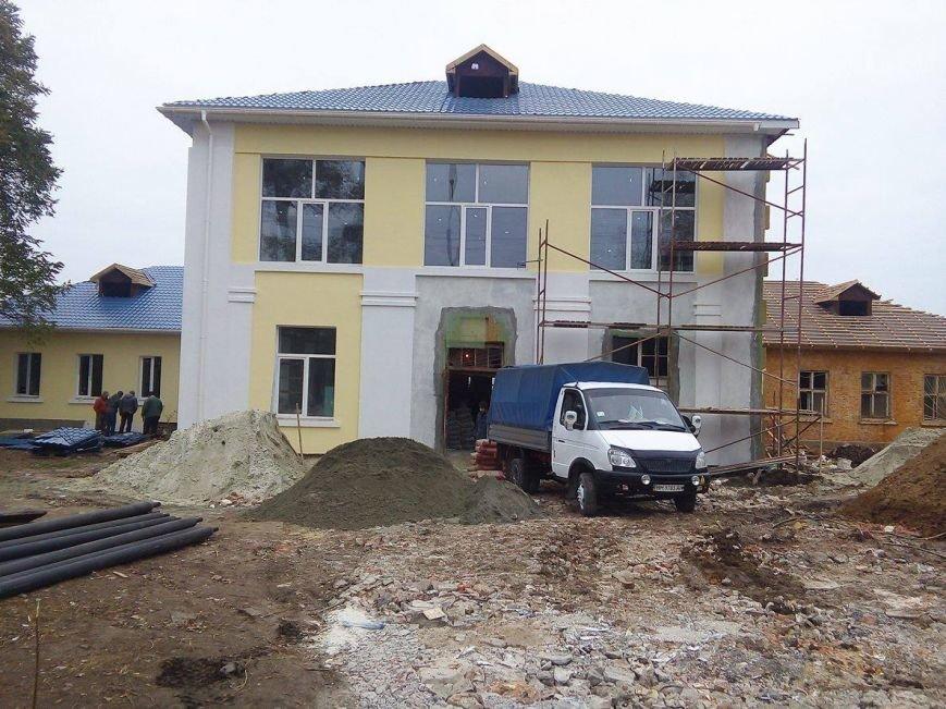 В Сумах строят специализированный Центр предоставления услуг участникам АТО и членам их семей (ФОТО), фото-3