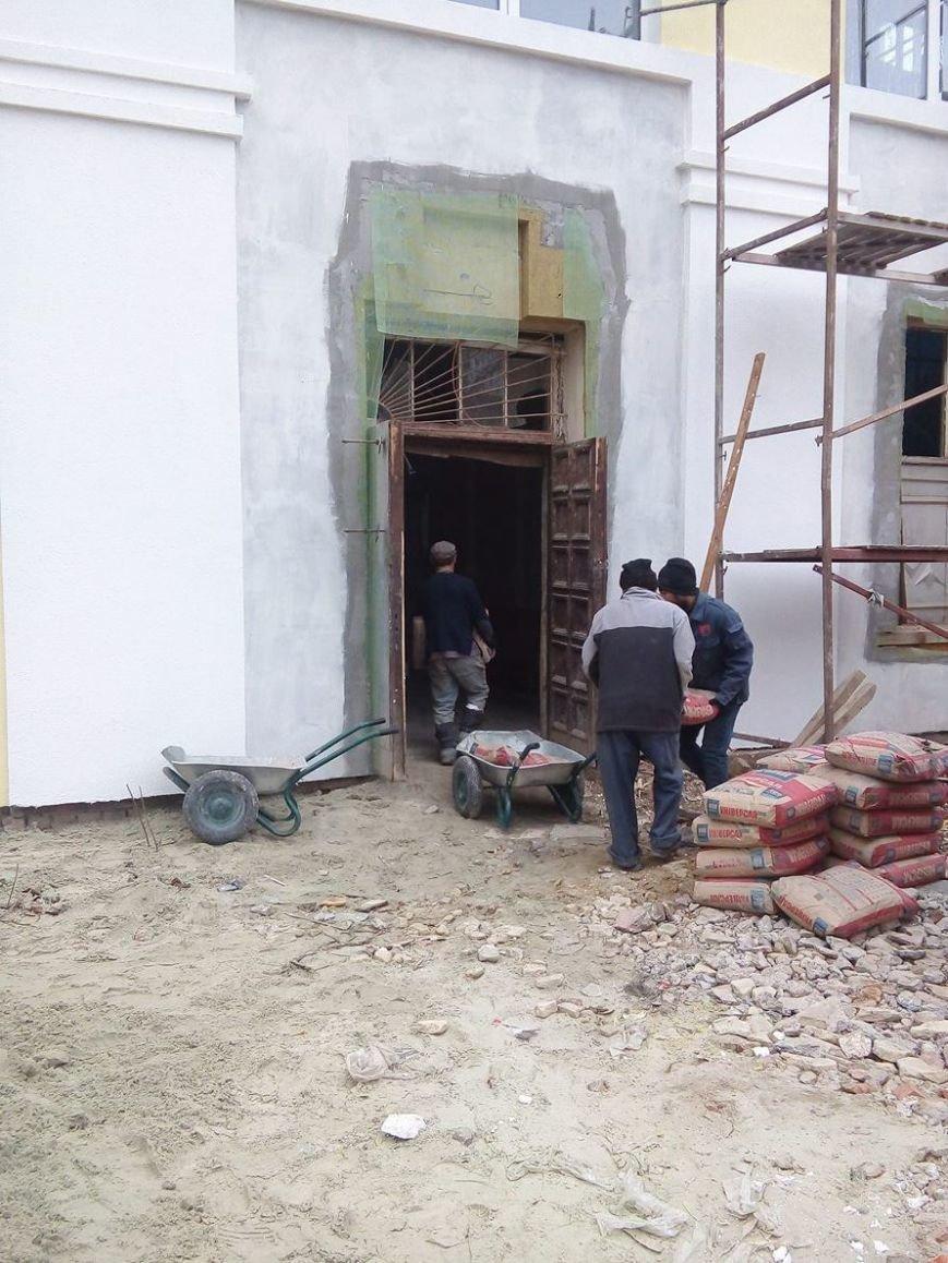 В Сумах строят специализированный Центр предоставления услуг участникам АТО и членам их семей (ФОТО), фото-2