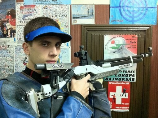 Кам'янчани стали призерами Чемпіонату України з кульової стрільби, фото-1