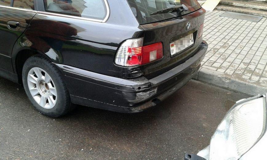 В Гродно водитель умудрился за час на отрезке 150 метров устроить два ДТП, фото-5